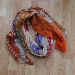 Colorful Scarf!